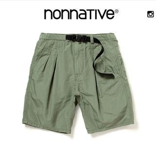 ノンネイティブ(nonnative)のnonnative ALPINIST EASY SHORTS(ショートパンツ)