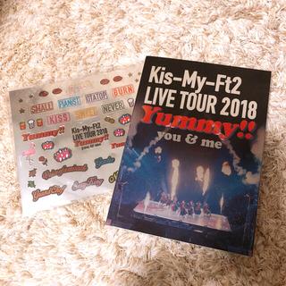 Kis-My-Ft2 - LIVE TOUR 2018 Yummy!!   通常盤