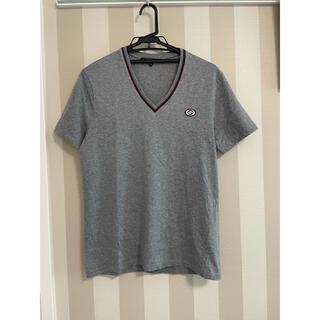 グッチ(Gucci)のGUCCI グッチ Tシャツ ロゴ ワッペン ブランドTシャツ ユニセックス(Tシャツ/カットソー(半袖/袖なし))