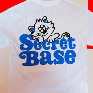 シークレットベース(SECRETBASE)の新品未使用♡シークレットベース♡Tシャツ♡S(Tシャツ/カットソー(半袖/袖なし))