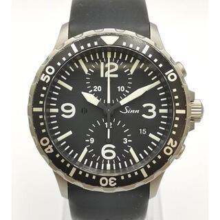 シン(SINN)のSINN  ジン 757.01  クロノグラフ 時計(腕時計(アナログ))