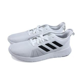 アディダス(adidas)のadidas ASWEERUN 27.0cm 白 グレー アディダス ランニング(シューズ)