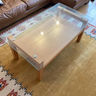 ニトリ - リビングテーブル