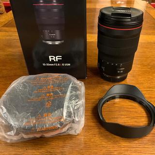 キヤノン(Canon)のCANON RF 15-35 F2.8 L IS USM 美品(レンズ(ズーム))