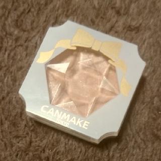 キャンメイク(CANMAKE)のキャンメイク クリームハイライター01(フェイスカラー)