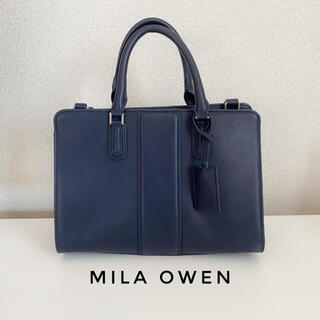 ミラオーウェン(Mila Owen)のMila Owen ハンドバッグ ショルダーバッグ(ハンドバッグ)