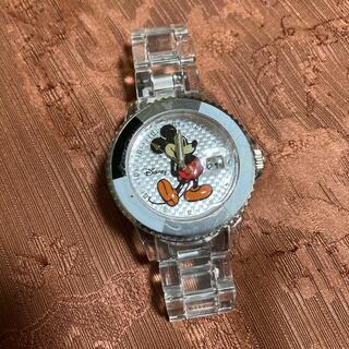 ディズニー(Disney)のミッキーマウス 腕時計(腕時計(アナログ))