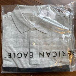 アメリカンイーグル(American Eagle)のポロシャツ ブラック グレー セット(ポロシャツ)
