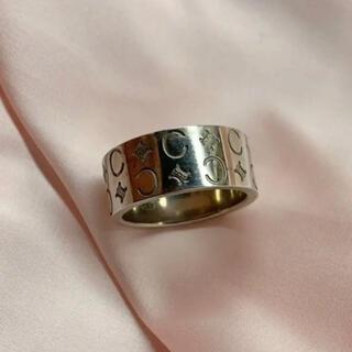 セリーヌ(celine)のCELINE セリーヌ PSV マカダム シルバー925  指輪 シルバーリング(リング(指輪))