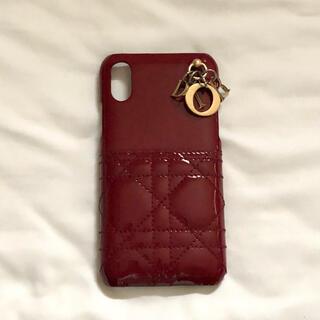 クリスチャンディオール(Christian Dior)のDior iPhoneX ケース(iPhoneケース)