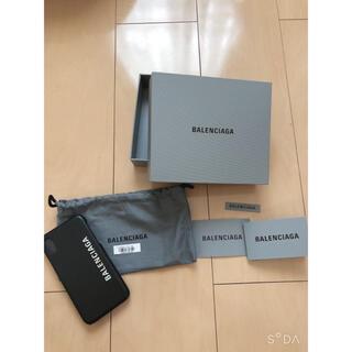 バレンシアガ(Balenciaga)のバレンシアガ iPhoneXケース(iPhoneケース)