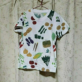 Design Tshirts Store graniph - graniph やさいだいすき 柳原良平