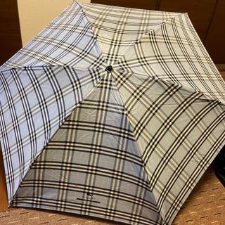 バーバリー(BURBERRY)の専用//Burberry 折り畳み傘(傘)
