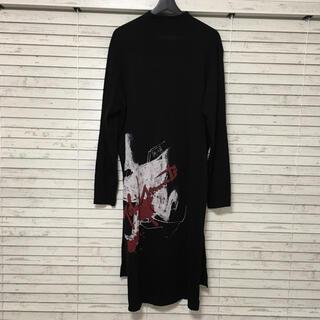 ヨウジヤマモト(Yohji Yamamoto)の17aw Yohjiyamamoto POUR HOMME  ロング丈カットソー(Tシャツ/カットソー(七分/長袖))
