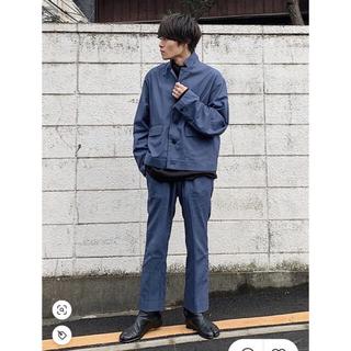 サンシー(SUNSEA)のuru ウル 19ss テーラードジャケット  ryo takashima(テーラードジャケット)