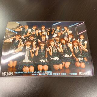 エイチケーティーフォーティーエイト(HKT48)のHKT48 2021.6.26 矢吹奈子 生誕祭 生写真(アイドルグッズ)