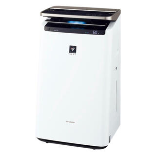 SHARP - 【新品未使用】シャープ 加湿空気清浄機  KI-LP100-W