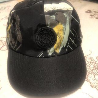 ポーター(PORTER)のPorter Classic ALOHA BASEBALL CAP -BLACK(キャップ)