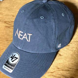 コモリ(COMOLI)のニート NEAT 47 フォーティーセブン CAP キャップ (キャップ)
