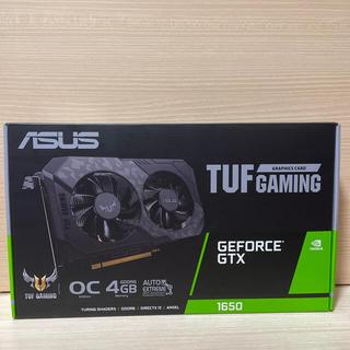 ASUS - 未使用 TUF-ASUS GTX 1650 4gb