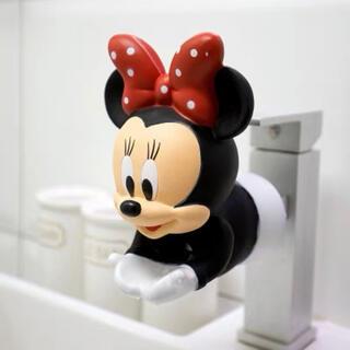 ウォーターガイド 子供の手洗い 蛇口 補助 ベビー キッズ ディズニー ミニー(その他)