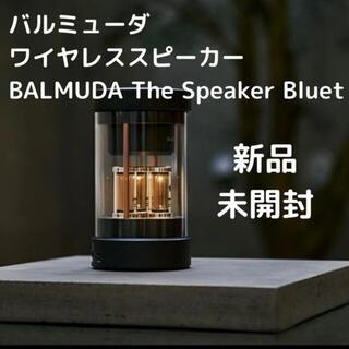 バルミューダ(BALMUDA)のバルミューダ ワイヤレススピーカー BALMUDA The Speaker(スピーカー)