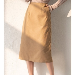 SAISON DE PAPILLON★タイトスカート 春 夏  コクーンスカート(ひざ丈スカート)