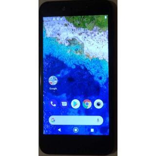シャープ(SHARP)のAndroid One S3-SH Android10 SIMロック解除済み難有(スマートフォン本体)