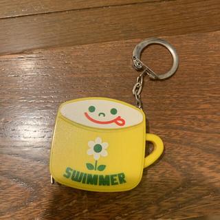 スイマー(SWIMMER)のスイマー SWIMMER キーホルダー メジャー 希少!(キャラクターグッズ)