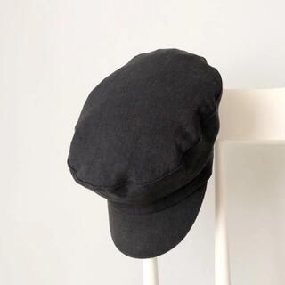 プラージュ(Plage)のPlage マリンキャスケット帽子 キャップ(キャスケット)