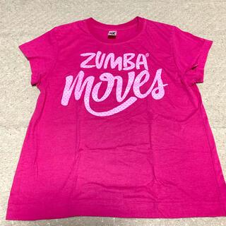 ズンバ(Zumba)のズンバ Zumba Moves Tee(トレーニング用品)