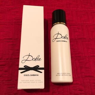 ドルチェアンドガッバーナ(DOLCE&GABBANA)のドルガバ 香水 ボディークリーム 新品(ボディクリーム)