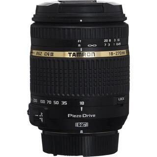 タムロン(TAMRON)の【展示品】Tamron 18-270mm f3.5-6.3 ニコン用(レンズ(ズーム))