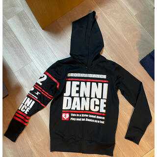 ジェニィ(JENNI)のシスタージェニー   ジェニー ダンス パーカー150cm(ジャケット/上着)