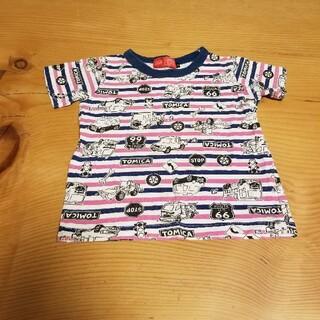 タカラトミー(Takara Tomy)のトミカ 半袖Tシャツ 100cm(Tシャツ/カットソー)