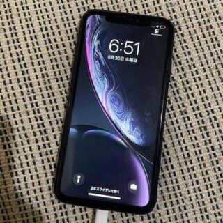 アップル(Apple)のiPhoneXR 256GB SIMフリー *ジャンク(スマートフォン本体)