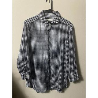 フレディアンドグロスター(FREDY & GLOSTER)のGLOSTER チェックシャツ(シャツ)