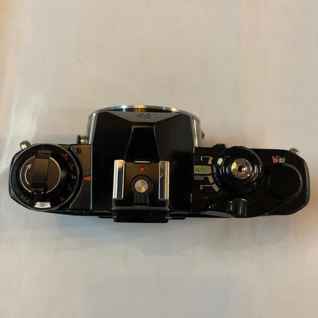 PENTAX(ペンタックス)のPENTAX ME BLACK 撮影できます! スマホ/家電/カメラのカメラ(フィルムカメラ)の商品写真