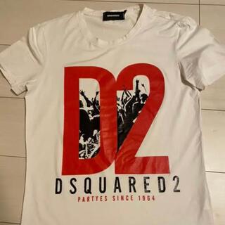 ディースクエアード(DSQUARED2)のディースクエアード Tシャツ 希少モデル(Tシャツ(半袖/袖なし))