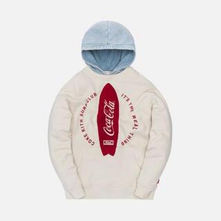 Kith × Coca-Cola フーディ Mサイズ(パーカー)