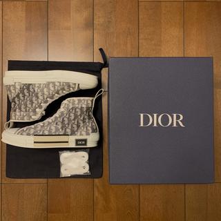ディオール(Dior)のDior b23 ハイカット スニーカー(スニーカー)