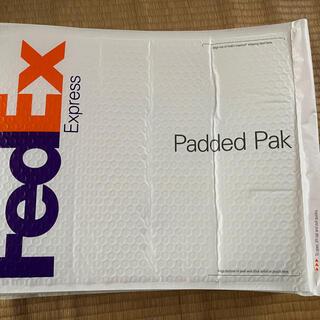 プチプチ 梱包材 封筒型 FedEx 10枚セット Padded Pak(ラッピング/包装)