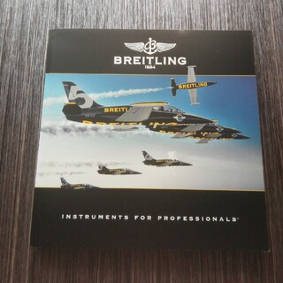 BREITLINGカタログ2012(その他)