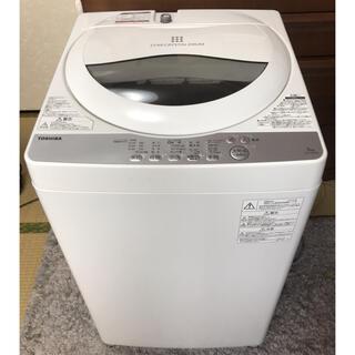 東芝 - 東芝 洗濯機 AW-5G6 2018年製
