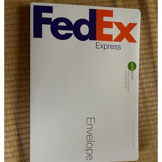 FedEx Envelope 海外版レターパック 10枚セット(ラッピング/包装)