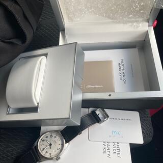 インターナショナルウォッチカンパニー(IWC)のiwc マーク18 美品(腕時計(アナログ))