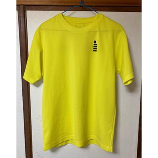 ゴーセン(GOSEN)のゴーセン Tシャツ 黄色(ウェア)