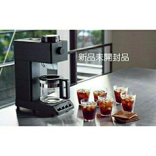 ツインバード(TWINBIRD)の【新品】 コーヒーメーカー ツインバード CM-D465B(コーヒーメーカー)