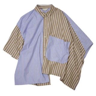 ジエダ(Jieda)のjieda アシンメトリーシャツ(シャツ)