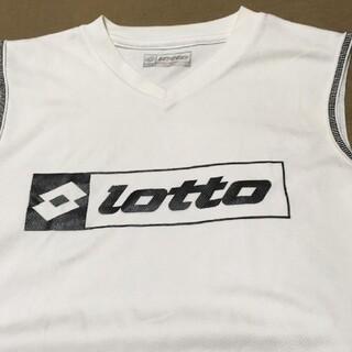 ロット(lotto)のLotto☆タンクトップ 140cm〜再値下げ〜(ウェア)